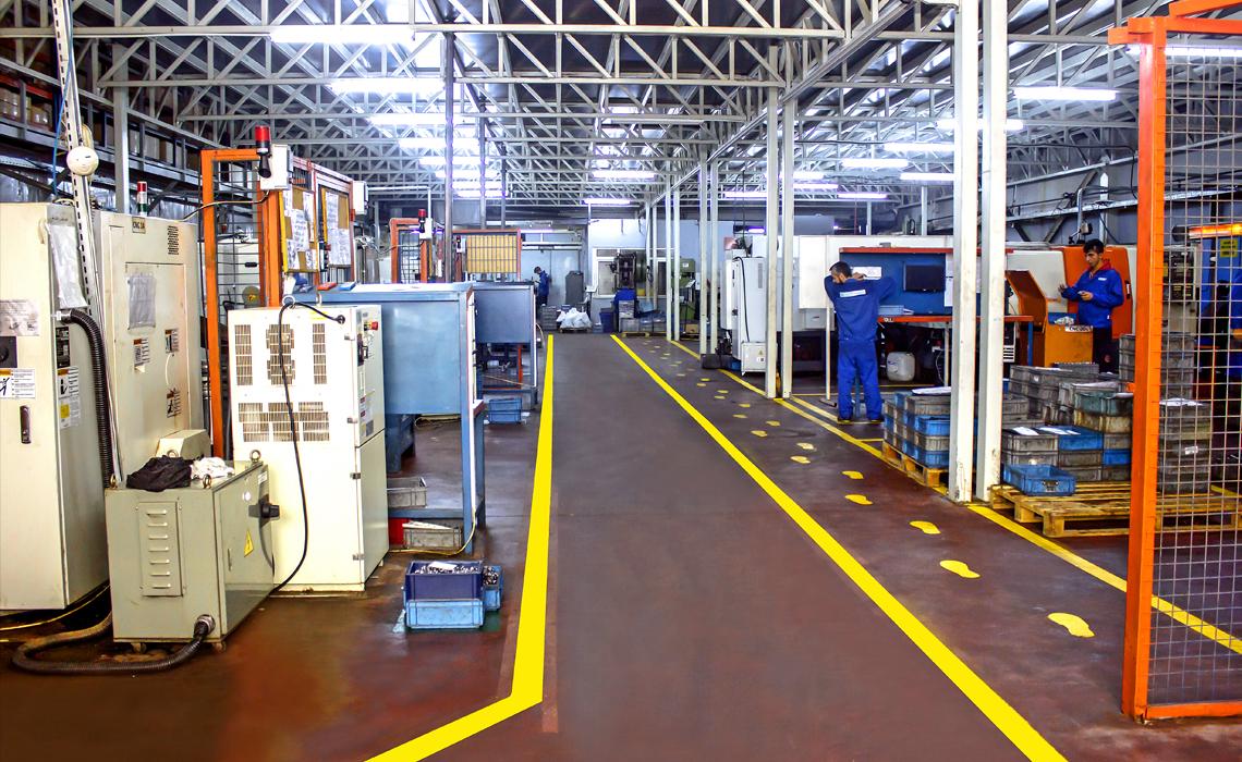 fabrika tasima